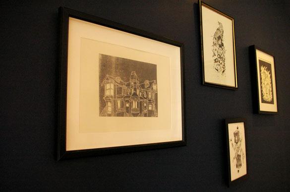 Image de l'Intérieur de l'atelier